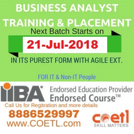 real-time Business analyst training in hyderabad and Placement Assistance